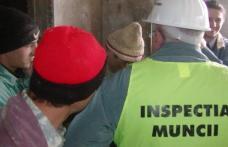 Angajatori sancţionaţi de inspectorii ITM cu amenzi de peste 12.000 de lei