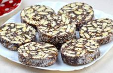 Desertul copilăriei: Salam de biscuiţi