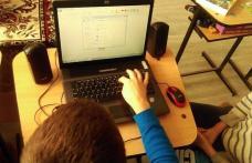 "Accesul la tehnologie a elevilor din cadrul Școlii Profesionale Speciale ""Ion Pillat"" Dorohoi - FOTO"