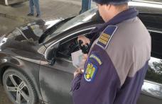 Permis de conducere fals descoperit la frontieră. Ce sumă spune că a plătit moldoveanul pe document