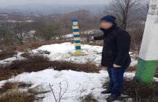 Cetăţean georgian depistat de poliţiştii de frontieră la Oroftiana