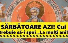 Ce sfântă este sărbătorită astăzi? Calendar ortodox 12 ianuarie