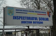 Inspectoratul Școlar Botoșani anunță controale în școlile din județ - Ce vor verifica inspectorii IȘJ