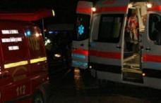 ACCIDENT GRAV între un autoturism și un microbuz! TREI persoane au fost rănite