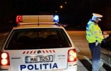 Scandal în trafic. Şofer recalcitrant încătuşat după ce i-a înjurat pe polițiști