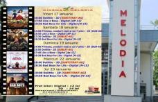 """Vezi ce filme vor rula la Cinema """"MELODIA"""" Dorohoi, în săptămâna 17 – 23 ianuarie 2020 – FOTO"""