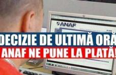 ANAF va modifica radical declarația unică! Alertă pentru românii din străinătate