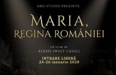 """Cel mai așteptat film, """"Maria, Regina României"""", va rula și la Dorohoi"""