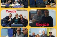 """Semestrul I al anului școlar 2019-2020, bogat în mobilități transnaționale Erasmus+ la Seminarul Teologic Liceal Ortodox """"Sf. Ioan  Iacob"""" Dorohoi - F"""