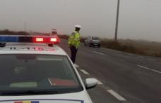 """Avertizare din partea Poliției Române: """"Șoferii să conștientizeze pericolul"""""""