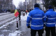 """Jandarmii botoșăneni vor asigura ordinea la manifestările organizate cu prilejul sărbătoririi a 161 de ani de la """"Unirea Principatelor Române"""""""