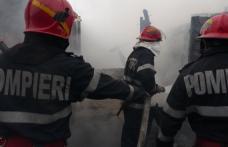 Incendiu la o casă de pe strada Sorin Dumitraș din municipiul Dorohoi