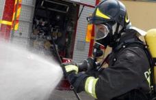 129 de misiuni a pompierilor botoşăneni în ultima săptămână