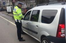 Acțiuni ale polițiștilor rutieri pentru prinderea vitezomanilor și a șoferilor băuți