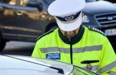Dosar penal pentru lipsă permis și amendă pentru viteză, cu asta s-a ales un tânăr de 26 de ani