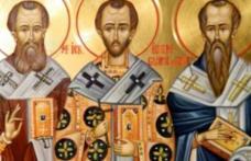 Sărbătoare importantă pe 30 ianuarie. E cruce roşie în caledarul ortodox. Ce nu ai voie să faci?
