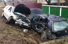 Accident violent cu două victime pe drumul Dorohoi – Pomârla - FOTO