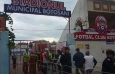 Jandarmii vor asigura ordinea publica la meciul FC Botoșani – CSM Iași