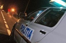 Un tânăr de 23 de ani băut și drogat, a fost prins în tinp ce conducea cu viteză