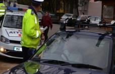 Cum s-a dat de gol un şofer fără permis în faţa poliţiştilor