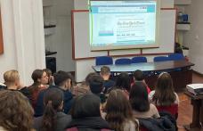 "Diseminare Proiecte eTwinning la Colegiul Național ""Grigore Ghica"" - FOTO"