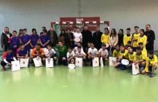 Competiţie sportivă la Dorohoi, dedicată copiilor din Centrele de plasament - FOTO