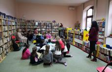 Ziua Internațională a Cititului Împreună – ZICI 2020, prilej de lectură în familie la Biblioteca Municipală Dorohoi - FOTO