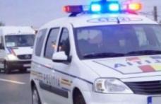 Urmărire în Dorohoi – Șofer beat blocat în trafic și dus la sediul poliției