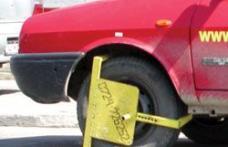 Atenție șoferi dorohoieni: S-a aprobat blocarea roților pentru parcarea neregulamentară