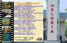 """Vezi ce filme vor rula la Cinema """"MELODIA"""" Dorohoi, în săptămâna 14 - 20 februarie – FOTO"""