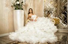 Noi colecții de rochii de mireasă la Dorohoi! Vezi ce noutăți aduce creatoarea de modă Luminița Balazs
