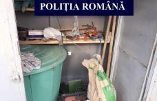 Bărbat din Botoșani reținut după percheziții într-un dosar de contrabandă cu țigări - FOTO