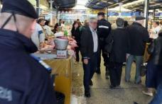 Razie a jandarmilor în piețele din Dorohoi, Botoșani, Darabani și Dragalina