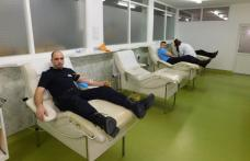 Și noi am donat sânge – IJJ Botoșani – FOTO