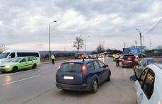 Razie pentru combaterea transportului ilegal de persoane în județul Botoșani