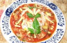Spaghete cu legume - de post