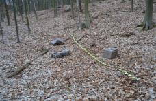 Ţigări de contrabandă descoperite cu sistemul de termoviziune în localitatea de frontieră Oroftiana - FOTO