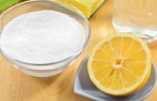 Lămâia și bicarbonatul de sodiu: efecte magice pentru sănătate