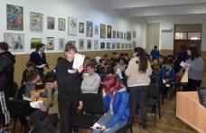 Activitate de prevenire a delincvenței juvenile la Liceul Tehnologic Alexandru Vlahuță Șendriceni – FOTO