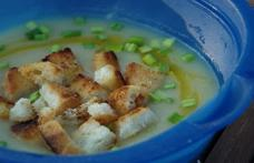 Supă-cremă de țelină