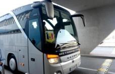 Autocar cu 21 de români întorși din Italia, băgat în carantină în vama Giurgiu