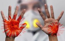 Coronavirusul se transmite la 4,5 metri, trăieşte 30 de minute în aer şi rezistă 4 zile pe suprafeţe