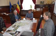 Primăria Dorohoi: S-a semnat contractul pentru extinderea rețelelor de gaze naturale în Satul Nou