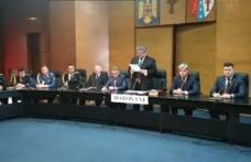 Noul prefect al județului Botoșani, Dan Nechifor, a fost învestit oficial în funcție