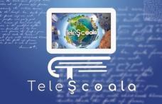 Începe Teleșcoala la TVR2: Vezi programul pe zile și ce lecții vor fi în prima săptămână