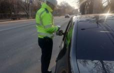 Șofer turmentat denunțat la polițiștii din Dorohoi, de alți participanți la trafic