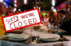 Oficial! Toate restaurantele și barurile din România vor fi închise. Sunt interzise și evenimentele cu peste 100 de persoane!