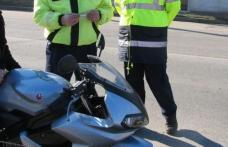 Dosar penal pentru un minor care conducea un motociclu deși nu deținea permis