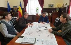 """Primăria Municipiului Dorohoi: A fost semnat contractul de executie de lucrări pentru """"Calibrare și asanare pârâu Dorohoi"""""""