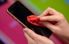 Cât de des trebuie să dezinfectăm telefonul mobil?